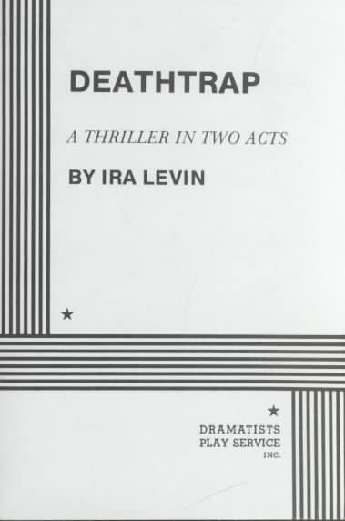 Deathtrap By Levin, Ira