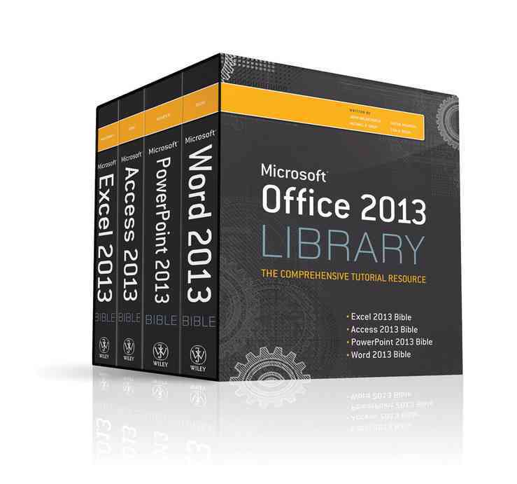 Office 2013 Library By Bucki, Lisa A.
